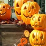 かぼちゃの提灯